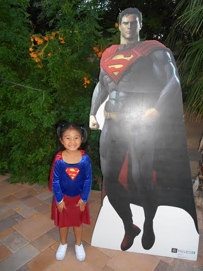 Super Hero BBQ