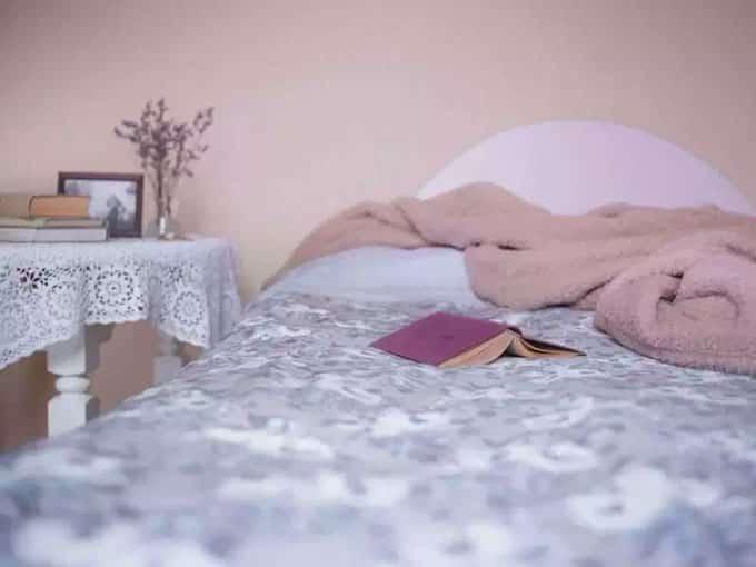 nighttime habits for sleep