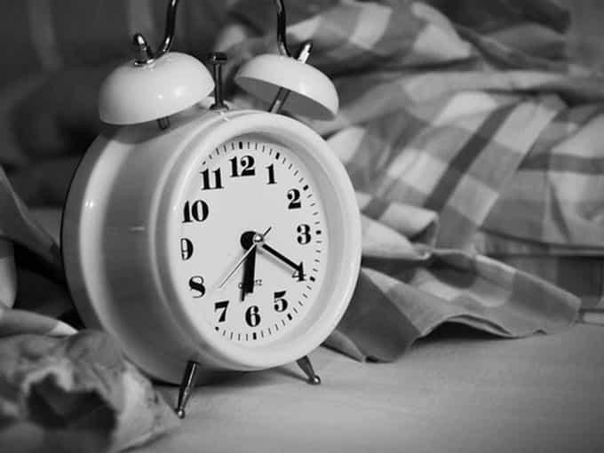6 sleep facts